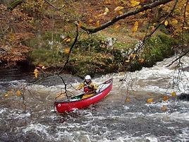 canoeing, vyrnwy, banwy