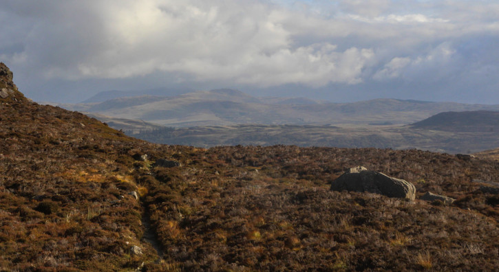 Arenig Fawr and the walk out