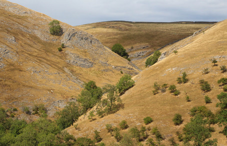 Above Dovedale