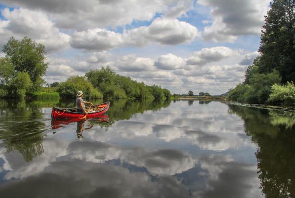 Perfect Mirror, River Wye
