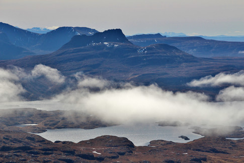 Stac Polaidh from Suilven