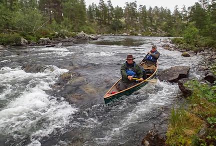 Roa River Rapid