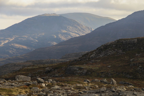 The heart of the Rhinogs