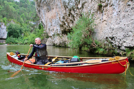 Deep in the Gorges du Tarn
