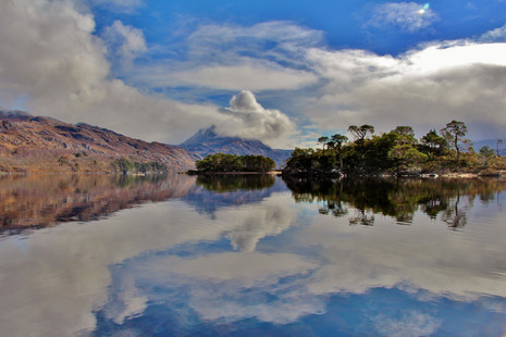Mirror on Maree