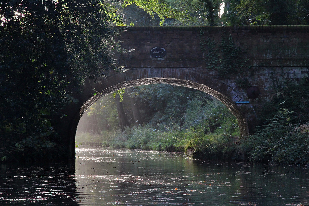 Basely's Bridge, Basingstoke Canal