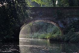 Basingstoke canal, Baseley's Bridge