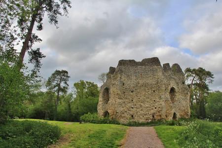 King John's Castle, Odiham