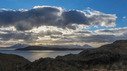 Skye and the Cuillin