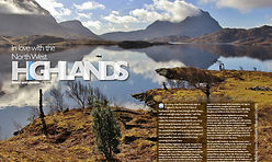 In Love with the NW Highlands article co