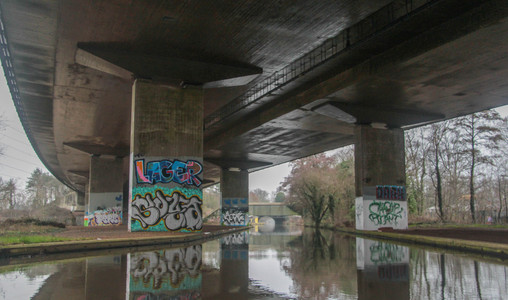 Under the M25