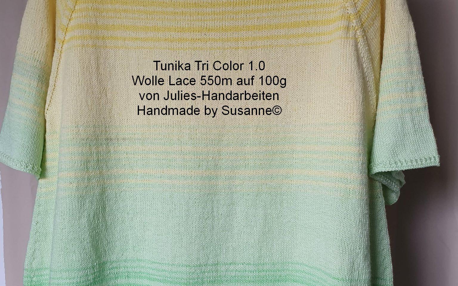 Tunika Tri Color 1.0 Susanne