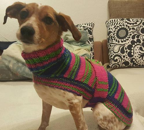 Offener Pullover im Rücken zu schließen kostenlos
