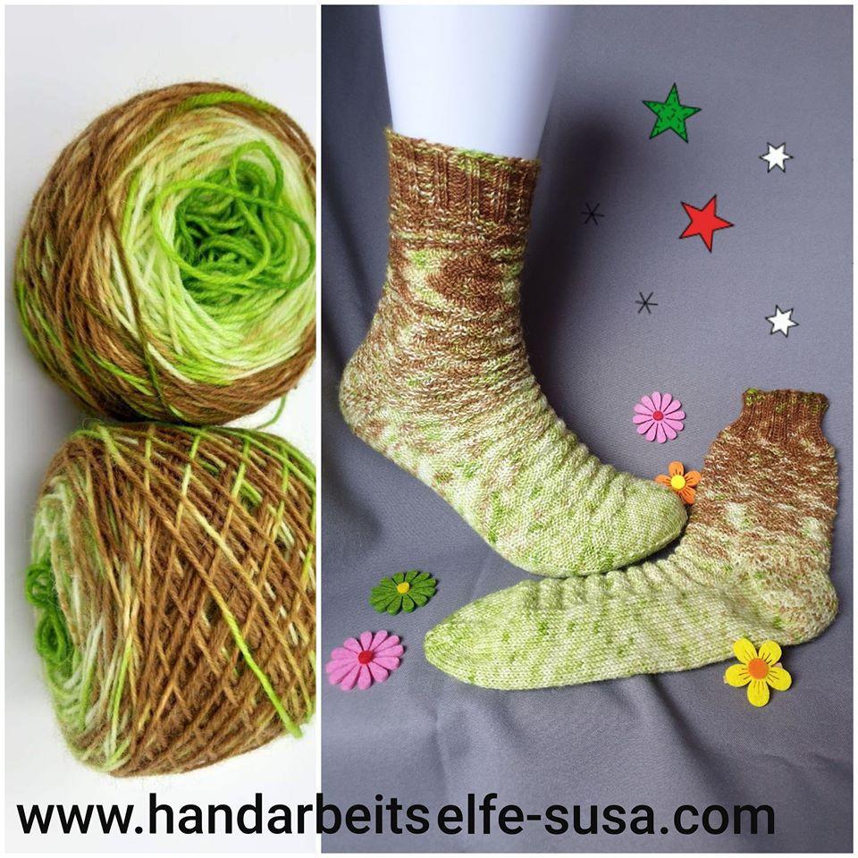 Susas 2 Gleiche Socken