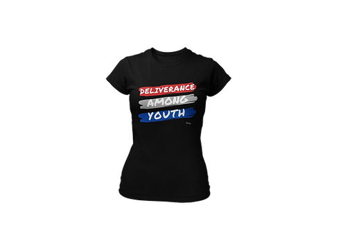 Women's T-Shirt (Deliverance Among Youth)