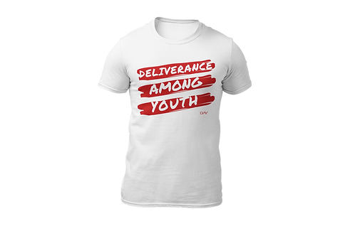 Men's T-Shirt (Deliverance Among Youth)