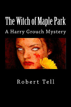 The face of the Witch of Maple Park