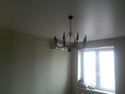 сатиновый потолок в комнате 15 кв