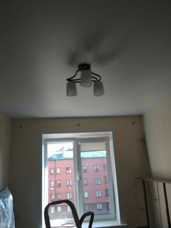 натяжной потолок по низким ценам