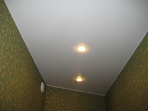 Натяжные потолки тканевые Минск