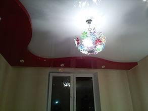 Натяжные потолки многоуровневые Минск
