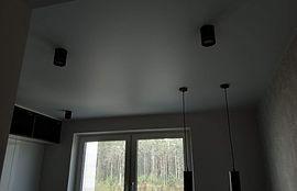 Натяжныой потолок в квартире в Минске.jp