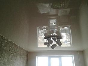Натяжные потолки глянец Минск
