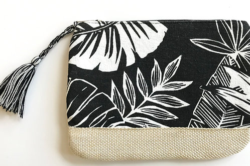 Tropics Tassel Pouch