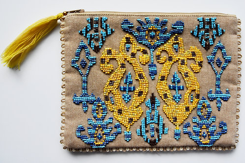 Anne Embellished Pouch