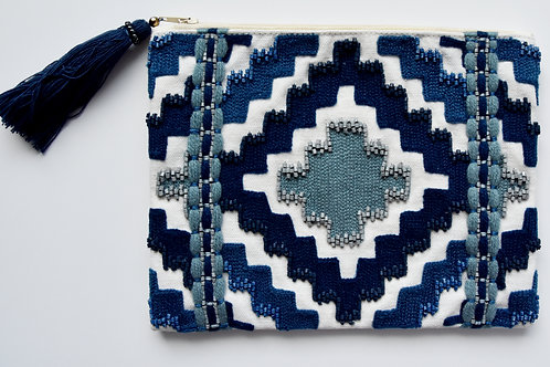 Justice Beaded Pouch