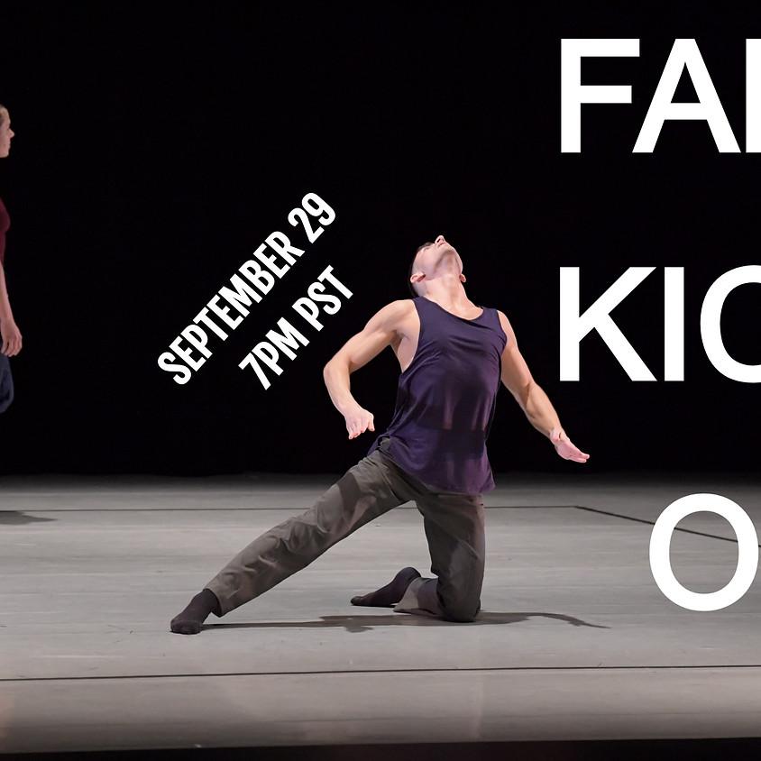 DCD at the Fall Kick Off
