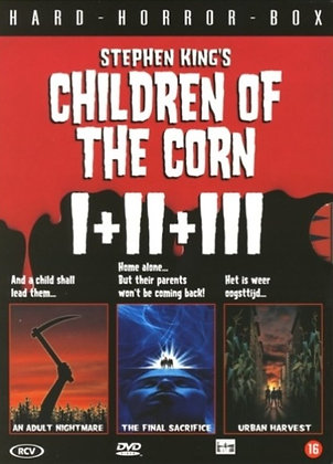 Children of the Corn I, II & III