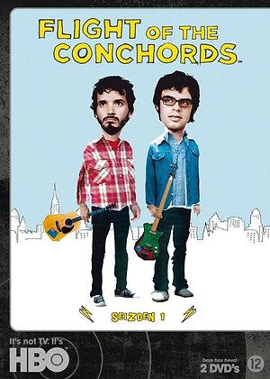 Flight of the Conchords - Seizoen 1