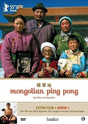 Mongolian Ping Pong / Anshi