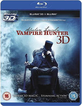 Abraham Lincoln Vampire Hunter 3D