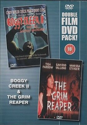 Boggy Creek II / The Grim Reaper