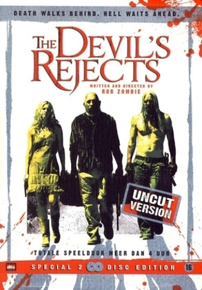 Devil's Rejects, the [STEELBOOK]