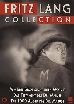 Fritz Lang - Collection
