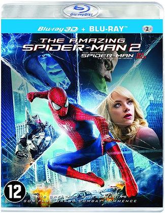 Amazing Spider-Man 2, the 3D