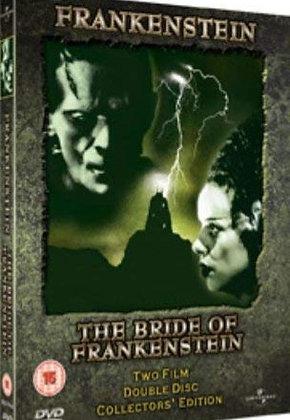 Frankenstein / Bride of Frankenstein