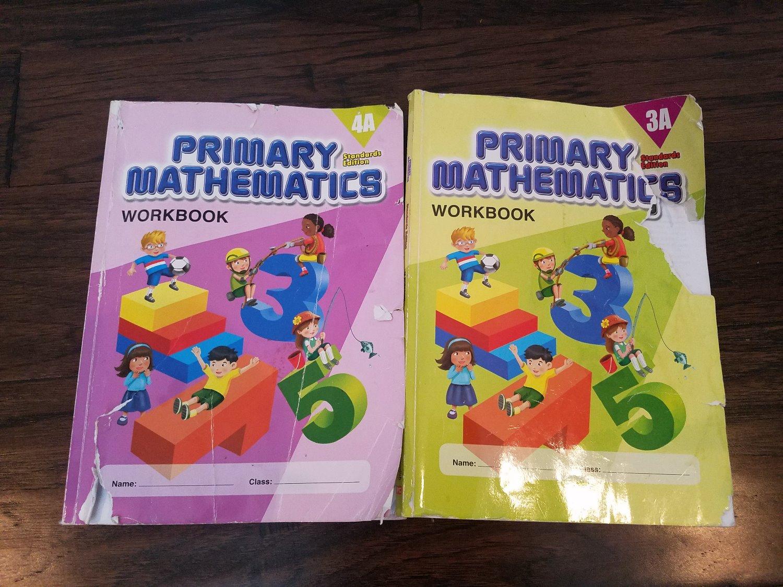 Workbooks primary mathematics workbook : Singapore Math Review | Judy Sarden Speaker