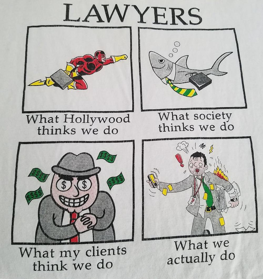 lawayer graphic