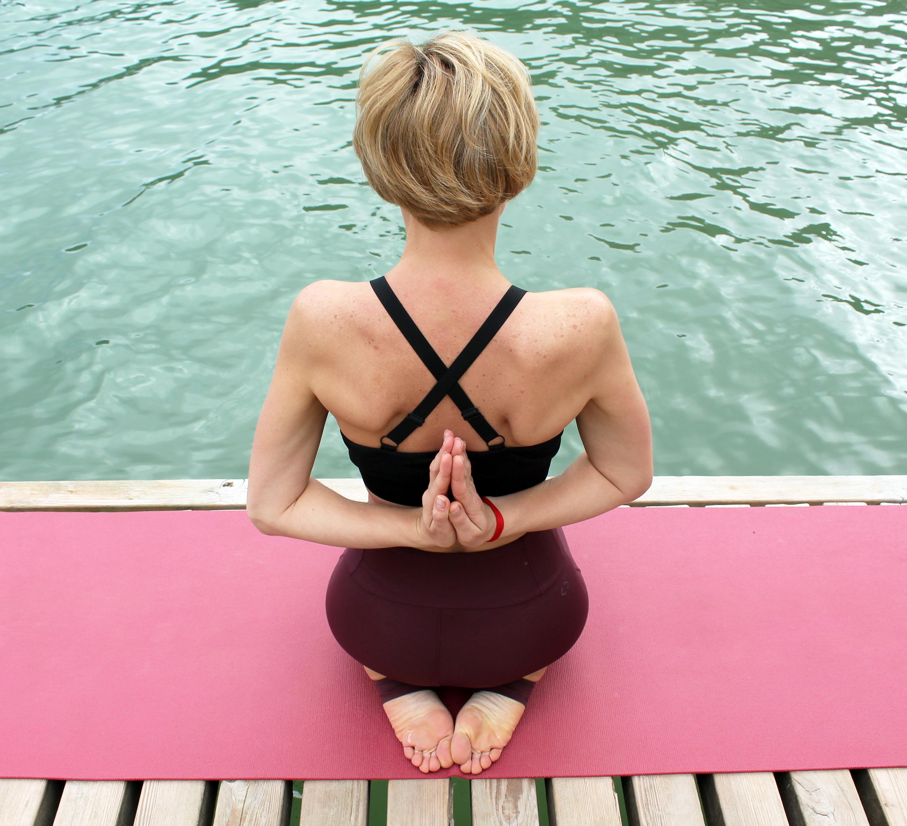 Meditacija kitaip...