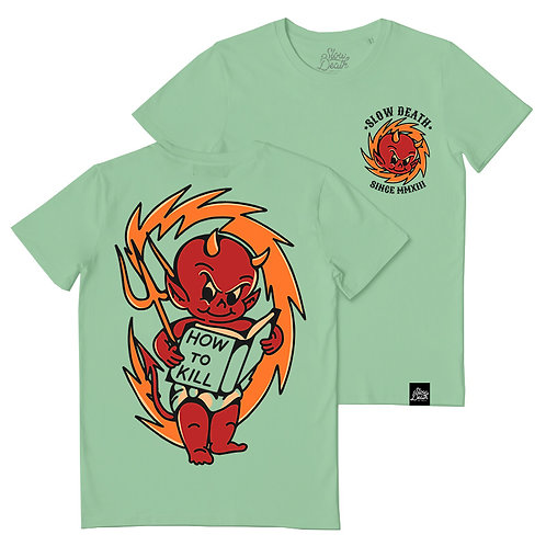Camiseta / T-shirt Devil How to Kill VD