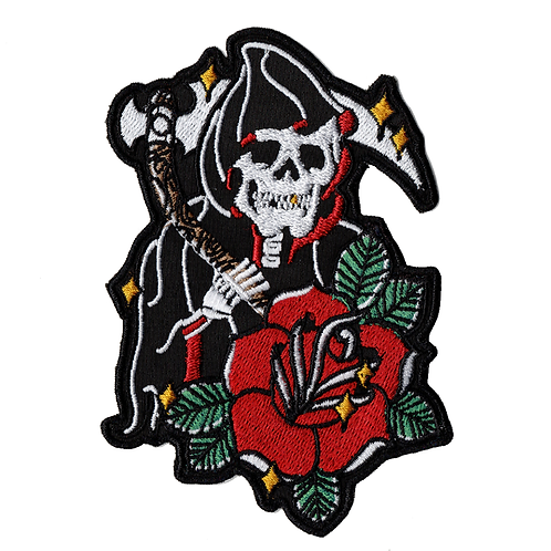 Patch Reaper and Rose