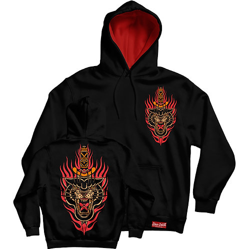 Moletom / Hoodie Panther on Fire