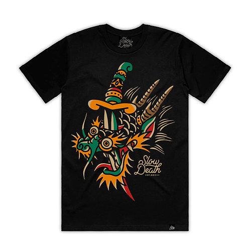 Camiseta / T-shirt Head Dragon