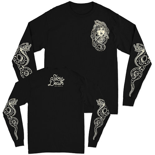 Camisa Manga Longa / Long Sleeved Gipsy & Snakes