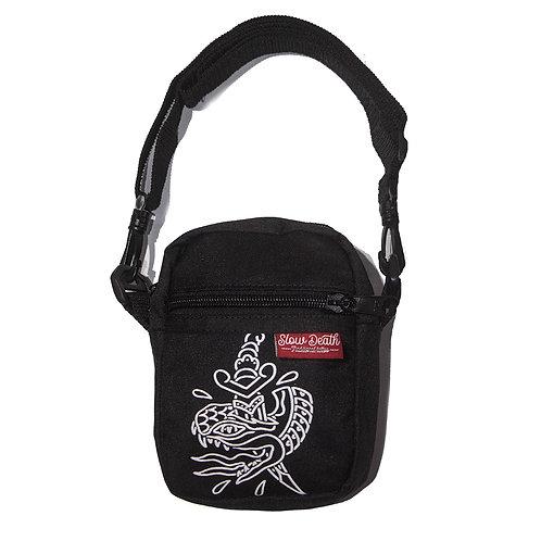 Mini Shoulder Bag Snake & Dagger