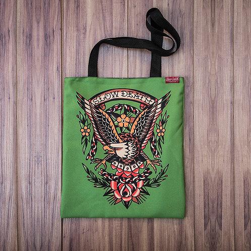 Tote Bag Traditional Eagle